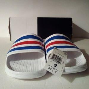 830cd7ec2 adidas Shoes - Adidas Duramo Slides U43664 Men Size 12